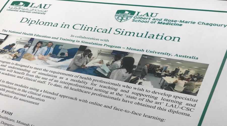 simulateur carte grise 2020 Diploma in Clinical Simulation 2020 | Clinical Simulation Center | LAU