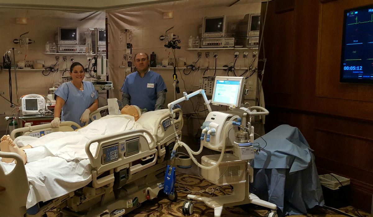 LAU-CSC went MOBILE | Clinical Simulation Center | LAU